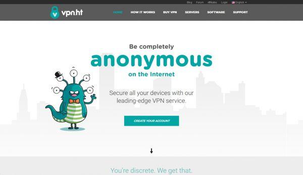 VPN.ht Screenshot