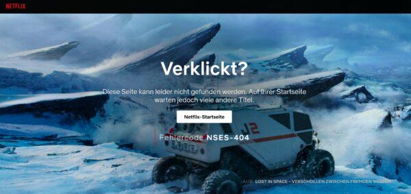 Amerikanisches Netflix in Deutschland ansehen