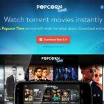Bild von Torrents Time, Popcorn Time Online und VPN
