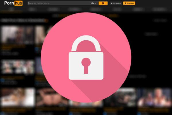 Porno-Sperren umgehen mit VPN