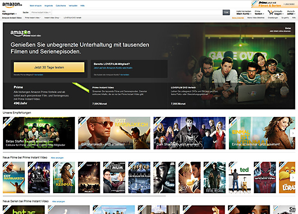 unblock amazon instant video
