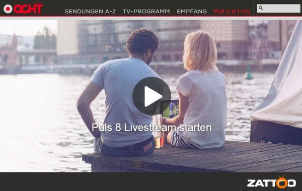 Puls 8 Live Stream