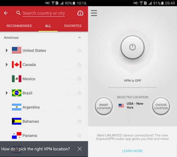express vpn for windows mobile
